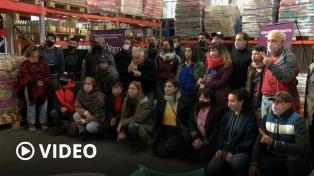 Lanzaron la primera Federación de cooperativas comercializadoras de agroalimentos