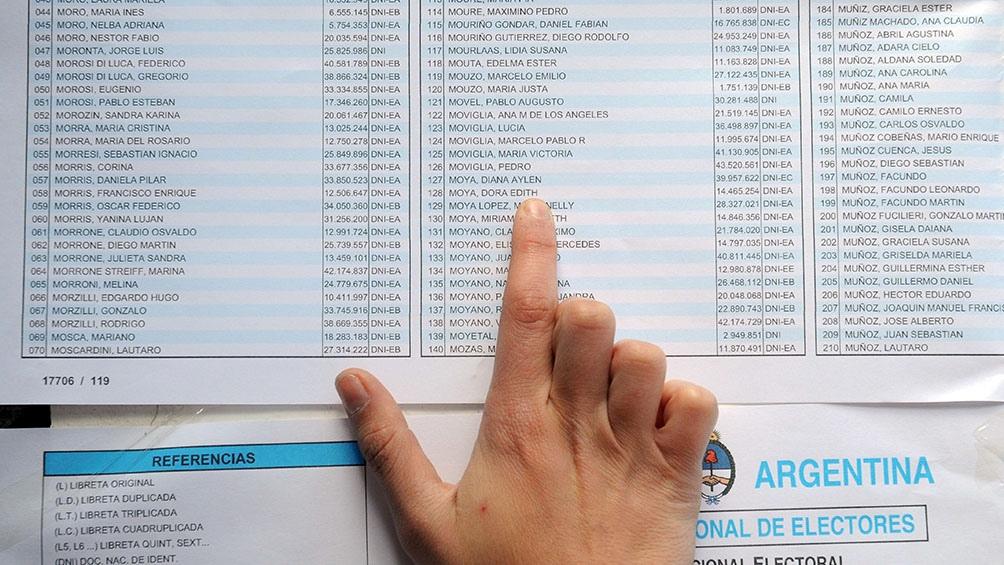 Se implementará una franja horaria para quienes integren los grupos de riesgo. Foto: Nacho Corbalan.