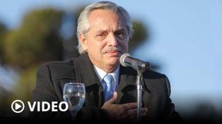 """Fernández sobre la reunión en Olivos: """"No debió haberse hecho y lamento que haya ocurrido"""""""
