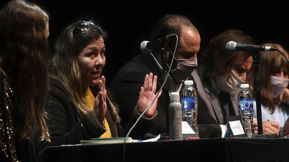 """""""Lo mío no es una venganza, es un pedido de explicación de por qué tanto odio y tanta maldad"""", dijo Cristina Castro."""