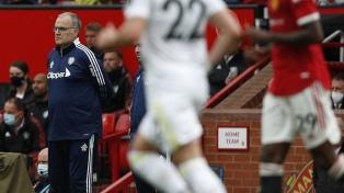 El Leeds de Bielsa empató con el Everton