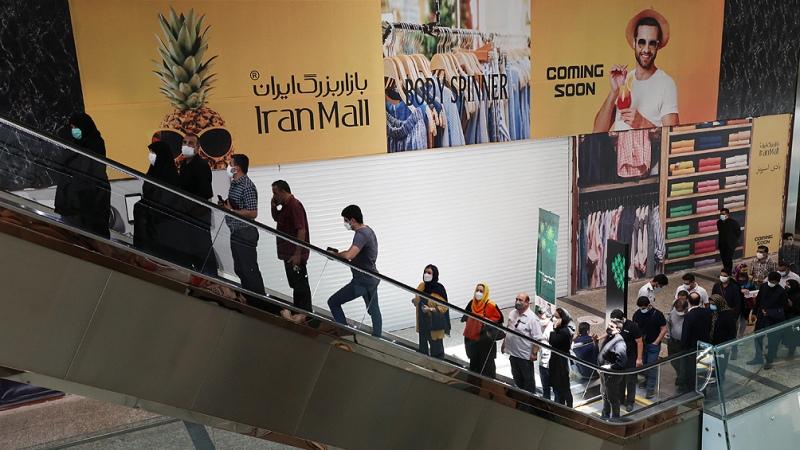 Irán registra por primera vez más de 700 muertes por coronavirus en un día