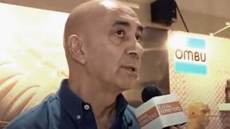 Carlos Muia, empresario textil radicado en Catamarca. Foto: captura TV.