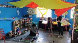 Proyecto CERCA: medio centenar de niños y niñas aprenden y se expresan juntos en Moreno