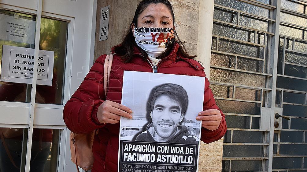 """Cristina Castro consideró que """"la culpable de que la causa nunca haya avanzado es la jueza Marrón, que siempre rechazó todo los planteos que se solicitaron""""."""