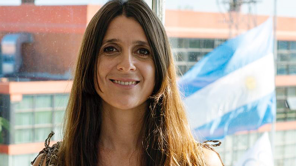 Inés Arrondo, la primera presidenta mujer del ENARD