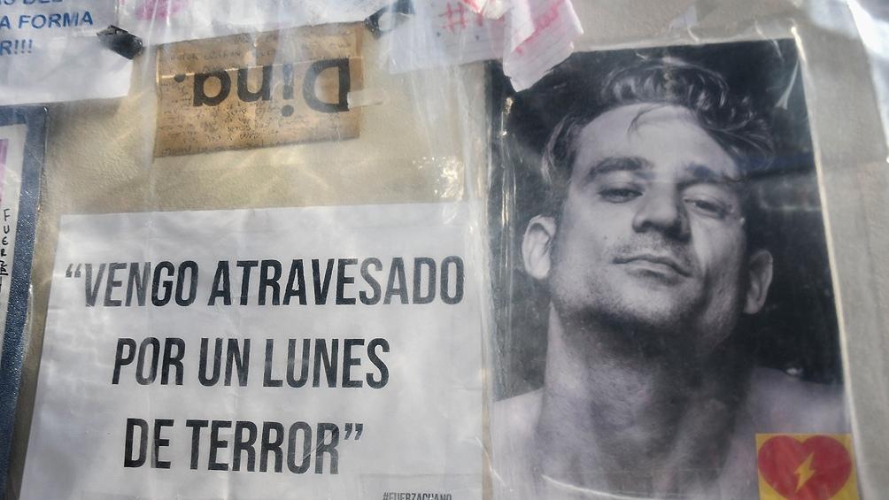 """Santiago """"Chano"""" Moreno Charpentier fue trasladado a un centro terapéutico de Boulogne, donde tratará su adicción a las drogas. Foto: Eliana Obregón."""