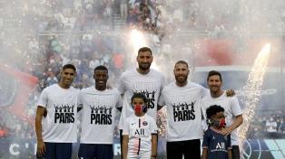 El PSG de Messi compartirá el grupo A con Manchester City, Leipzig y Brujas
