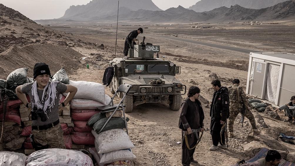 Los talibanes iniciaron su avance militar luego de que el presidente estadounidense, Joe Biden, anunciara sus planes para retirar las fuerzas de su país para fines de este mes