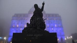 Alerta violeta por niebla en CABA y el este de la provincia de Buenos Aires