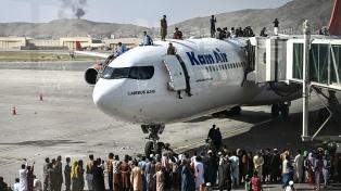 Cuatro argentinos están en Afganistán a la espera de poder abandonar en breve el país