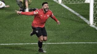 Independiente vence como visitante e é o único líder da Liga Profissional de Futebol