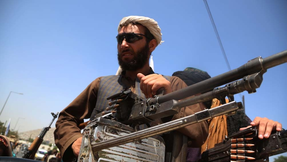 Los talibanes tomaron Kabul al poco del tiempo de que EEUU retirara sus tropas de Afganistán