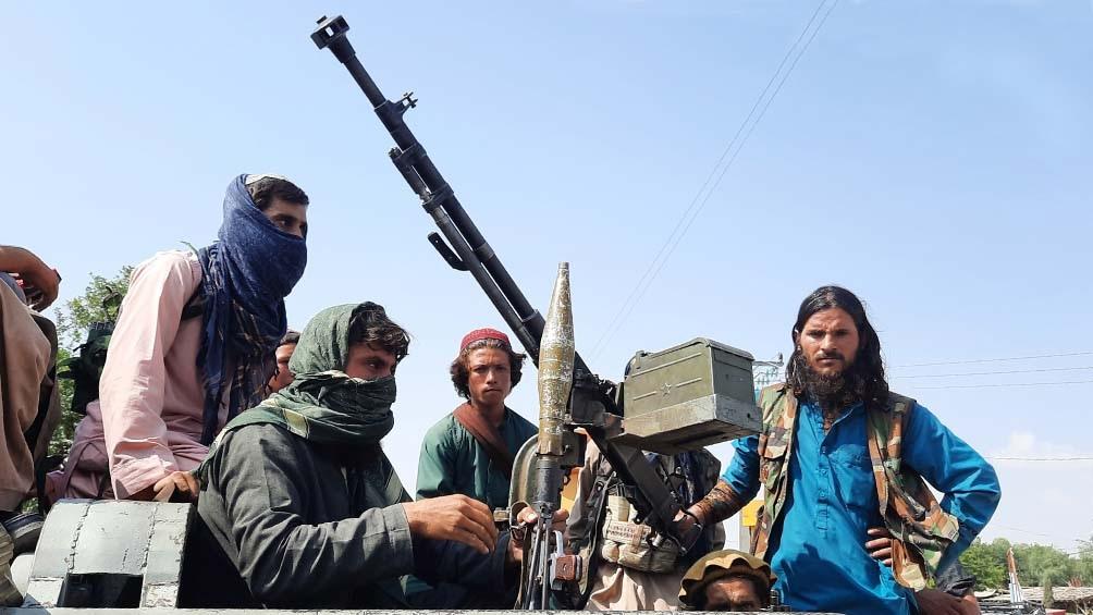 Los talibanes tomaron el poder en Afganistán el 15 de agosto