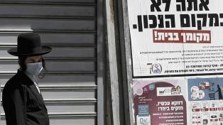 Israel activó nuevas restricciones y en septiembre podrían imponer un nuevo confinamiento