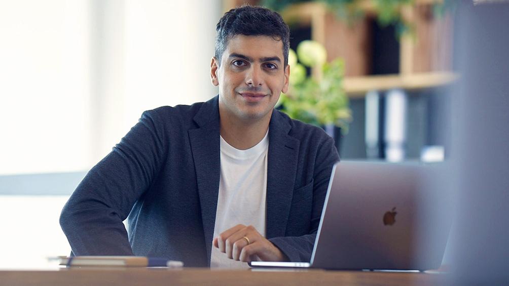 Santiago Sosa, CEO de TiendaNube.