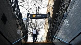 Reabrieron 11 estaciones y quedaron habilitadas 80 de las 90 de la red de subterráneos