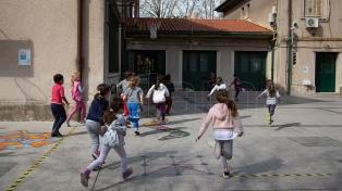 Volvieron a la presencialidad completa 290.000 alumnos de las escuelas primarias porteñas