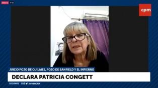 """Hija de desaparecido reclamó a represores que """"digan dónde están los restos"""" de su padre"""