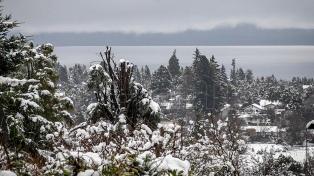 Bariloche: suspendieron las las clases presenciales por pronóstico de nevadas