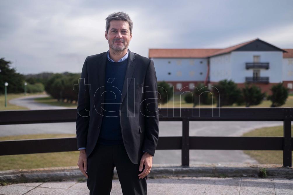O ministro de Turismo, Matías Lammens