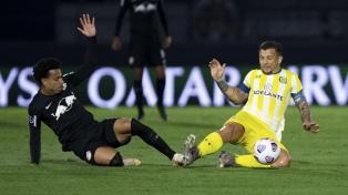 Central volvió a perder ante Bragantino y quedó eliminado de la Copa Sudamericana