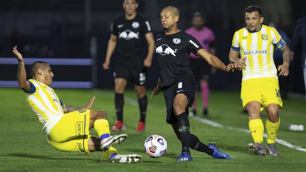 El conjunto de Rosario era el único argentino que quedaba en la competición.