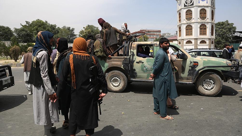 La llegada de la vicepresidenta estadounidense a Vietnam se produce en el contexto de la caída de Kabul, en Afganistán.