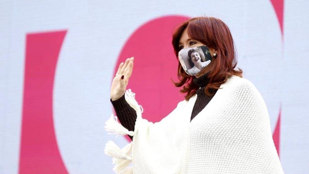 """Cristina Fernández consideró """"escandalosa"""" e """"inconstitucional"""" a la ley aprobada en la Ciudad sobre el TSJ"""