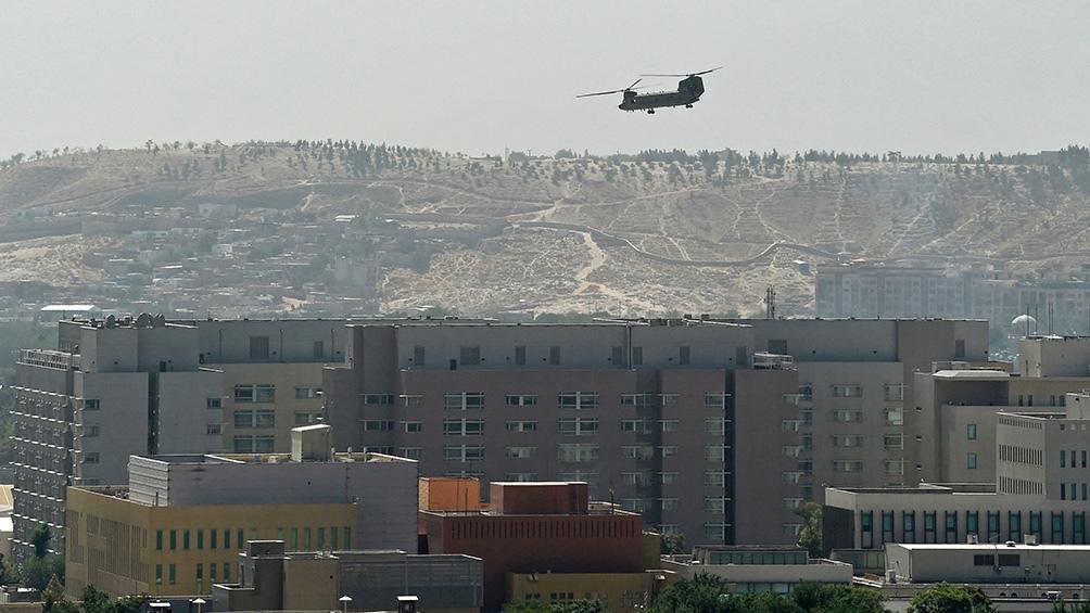 El país recientemente reconquistado por los talibanes tiene un lugar geopolítico muy importante para las potencias. Foto: AFP.