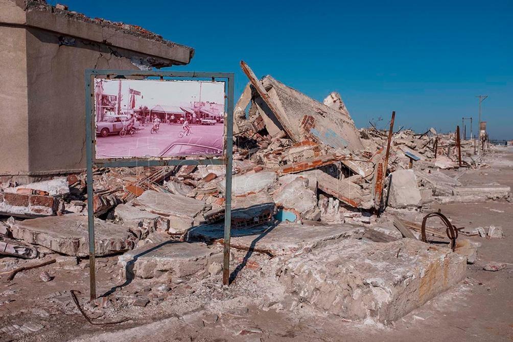 Epecuén se consolida como eje del turismo en el oeste bonaerense todo el año. Foto: Diego Izquierdo