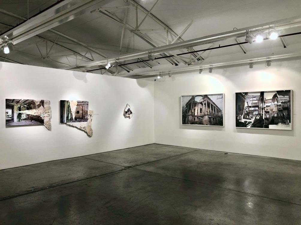 La muestra gira en torno a las visiones del uruguayo Francisco Piria.