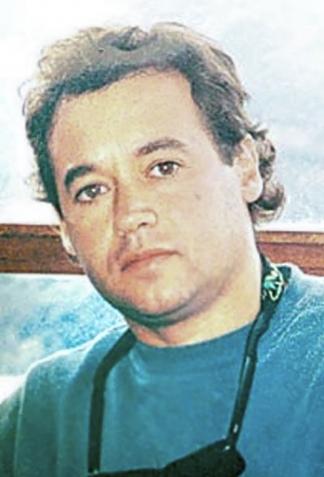 El empresario asesinado Claudio Nozzi.