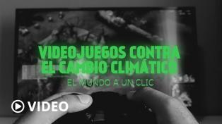 Videojuegos: El futuro del planeta Tierra está en nuestras manos