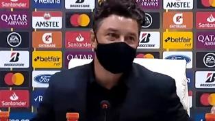 Gallardo reacomodará el equipo de cara al partido con Aldosivi por la LPF
