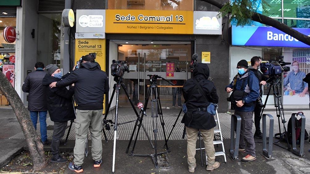Por la fiscalía de San Isidro continuarán desfilando los testigos. (Foto: Pablo Añeli/Télam)
