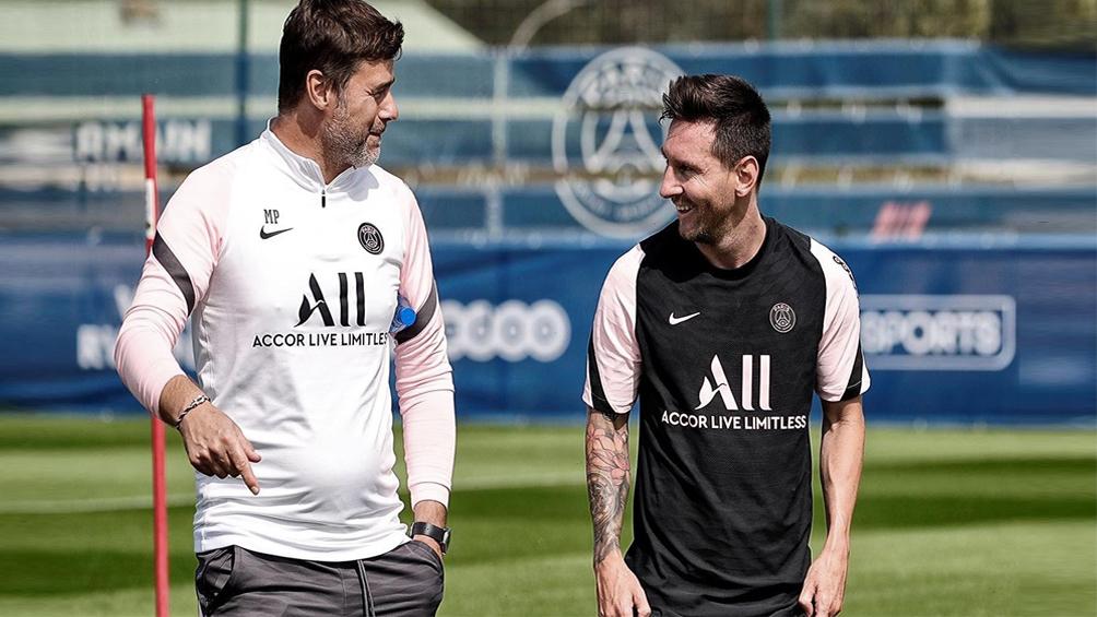 Pochettino confirmó que Messi está bien y será convocado para enfrentar al City