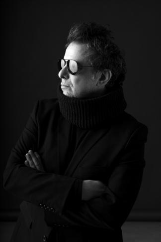 60 años de vida, casi todos en la música, otro record de Andrés. Foto: Thomás Canet /Gentileza de Olga Castreno.