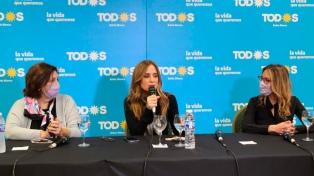 """Tolosa Paz: """"Somos un equipo que viene a proponer la reconstrucción de la Argentina"""""""