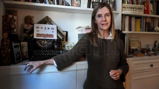 """María Negroni: """"Gracias a Borges, Islandia hoy pertenece a la tradición literaria argentina"""""""