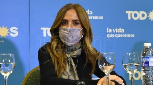 """Tolosa Paz: """"Cuando se creó el Fondo de Seguridad bonaerense Santilli presentó un recurso judicial"""""""
