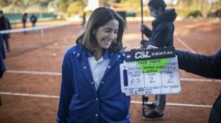 Novoa y Marrale: vivencias del rodaje de la miniserie sobre el caso García Belsunce