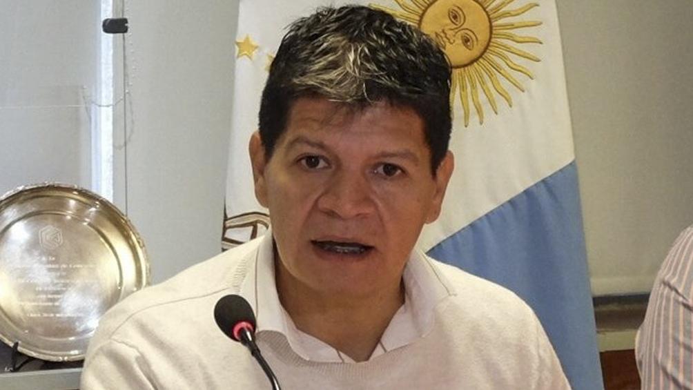 Alfrdedo González es el flamante titular de CAME