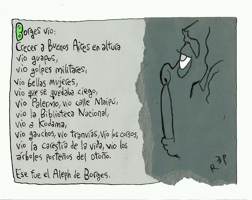 Borges por Rep.