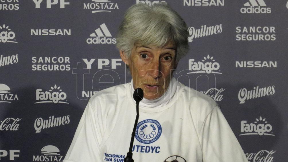 Elba Selva, la goleadora argentina que se convirtió en leyenda, tras la proeza de las chicas en México 1971