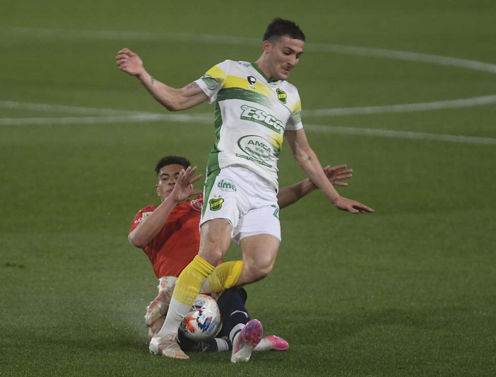 Partido entretenido aunque sin goles en el Libertadores de América. (Foto: Ramiro Gómez)