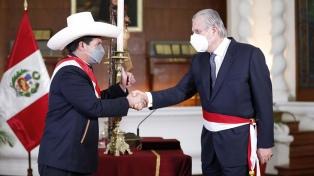 """El Gabinete de Castillo está completo y listo para la """"batalla"""" en el Congreso"""