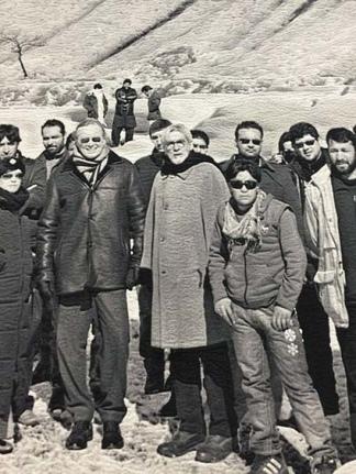 Entre 2003 y 2019, el periodista se ha instalado parte de los años en Kabul.