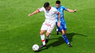 Huracán y Godoy Cruz empataron en Mendoza