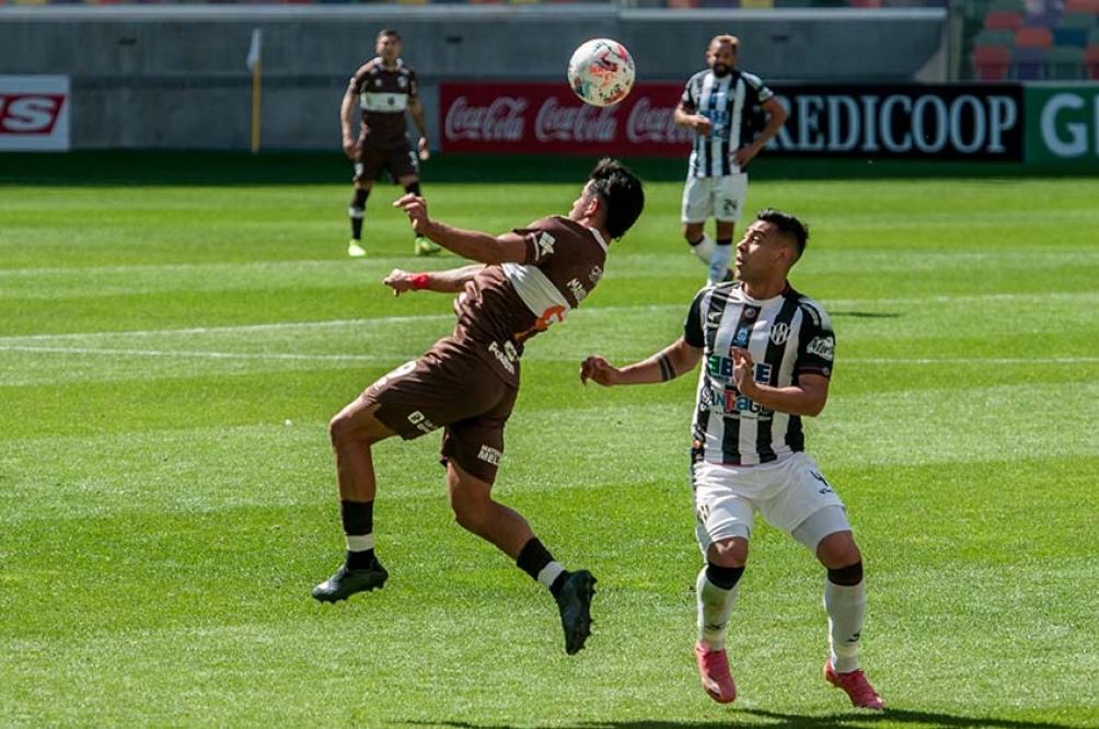 Fue 2 a 2 en Santiago del Estero. (Foto: Emilio Rapetti)